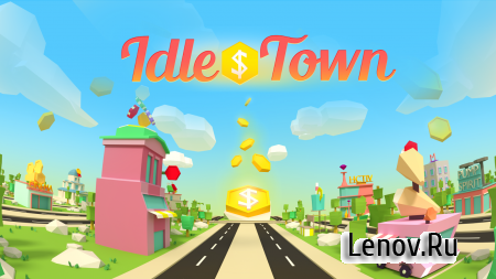 Idle Town v 2.2.1 (Mod Gems/Perk Points)