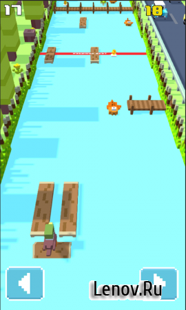 Loggy River v 2.0 (Mod Money)