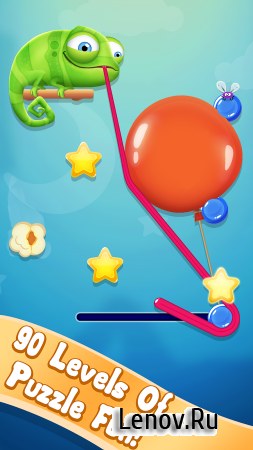 Pull My Tongue v 1.3.2 Мод (Cheat Menu)