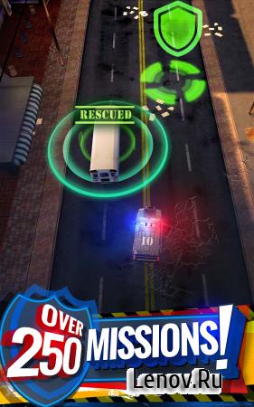 Cops - On Patrol (обновлено v 1.2) (Mod Money)