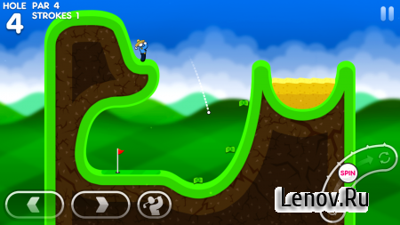 Super Stickman Golf 3 v 1.7.20 (Premium/Mod Money)