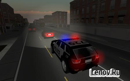 Police Car Driver 3D v 20160709