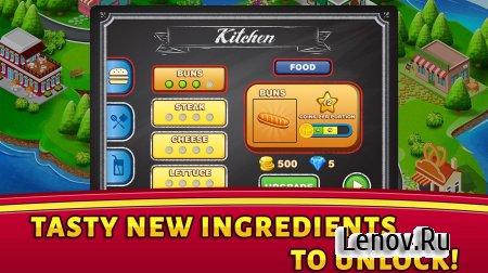 Deli Dash Cooking Scramble v 1.0 (Mod Money)