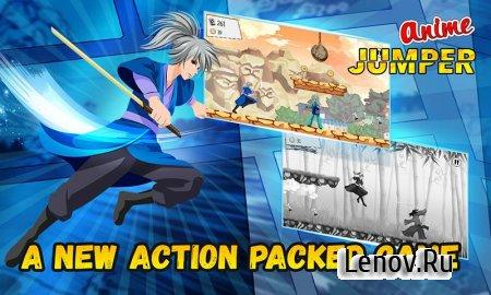Anime Jumper (обновлено v 0.02.11) (Mod Money)