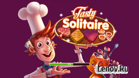 Tasty Solitaire Classic v 0.20 Мод (Infinite Coins)