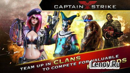 Captain Strike: Reloaded v 2.0.2