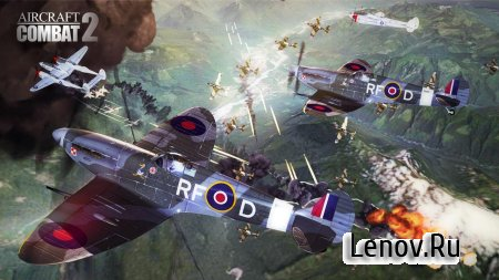 Aircraft Combat 2:Warplane War v 1.0.0 (Mod Money)