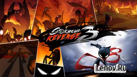 Stickman Revenge 3 v 1.5.1 (Mod Money)