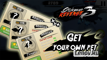 Stickman Revenge 3 v 1.4.0 (Mod Money)