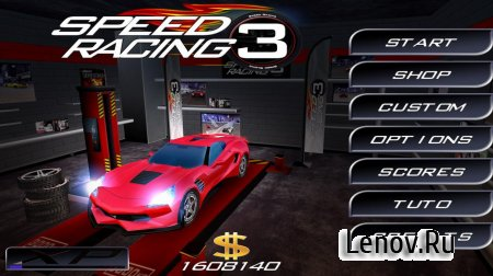 Speed Racing Ultimate 3 Free v 7.6