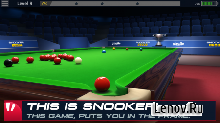 Snooker Stars v 4.98 Мод (Infinite Energy & More)