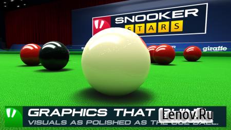 Snooker Stars v 4.94 Мод (Infinite Energy & More)