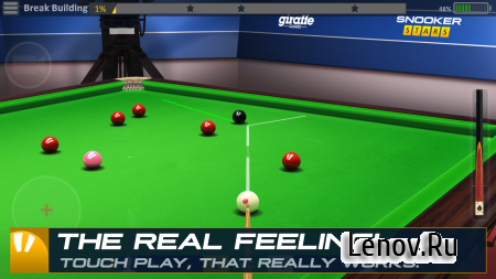 Snooker Stars v 4.9918 Мод (Infinite Energy & More)