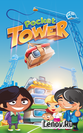 Pocket Tower v 2.15.16 (Mod Money)