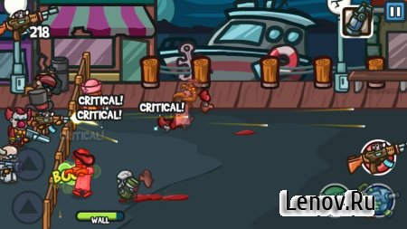 Zombie Guard v 1.85 Mod (Unlimited Coins/Fuel)