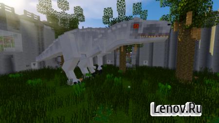 Jurassic Craft: Blocks Game v 1.0 (Full)