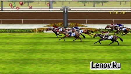 iHorse Racing (обновлено v 2.22) (Mod Money)