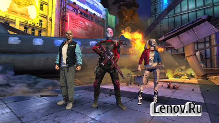 Suicide Squad: Special Ops (обновлено v 1.1.3) (Mod Ammo)