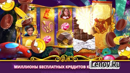 Willy Wonka Slots Free Casino v 105.0.972 Мод (Multiplier Set to 100)