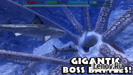 Ultimate Shark Simulator (обновлено v 1.1) (Full) (Mod Energy/Skill/Buff/Stats Points)