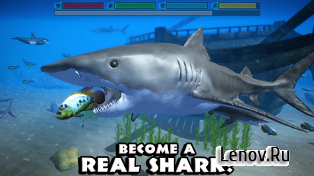 Ultimate Shark Simulator v 1.1 (Mod Energy/Skill/Buff/Stats Points)