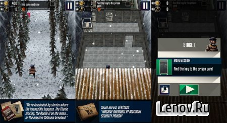 Winter Fugitives 2: Chronicles v 1 (Mod Money)