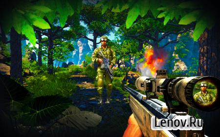 Jungle commando 3D Assassin v 1.0 (Mod Money)