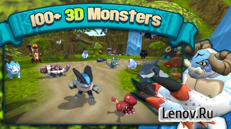 Terra Monsters 3 (обновлено v 20.0) (Full) (Mod Money)
