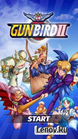 GunBird 2 (обновлено v 2.1.2.309a) (Mod Gems)