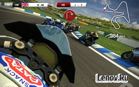 SBK16 Official Mobile Game v 1.4.2 Мод (Unlocked)