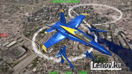 Blue Angels: Ready, Break! (обновлено v 1.2.0) Мод (Unlocked)