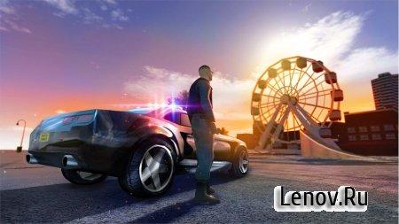 Chicago City Police Story 3D (обновлено v 1.9) (Mod Money)