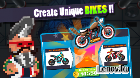 Motor World: Bike Factory v 1.321 Мод (Unlimited Coins/Cash)