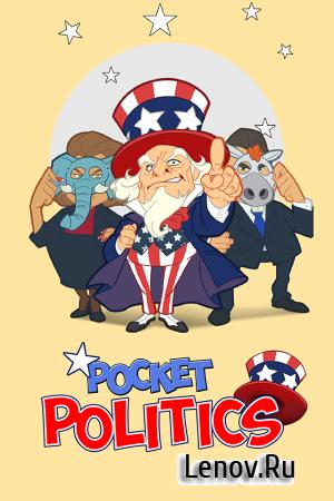 Pocket Politics: Idle Money v 1.456 Мод (Multipliers x99 & More)