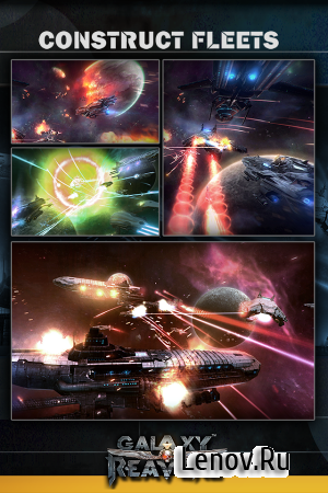 Galaxy Reavers-Space RTS v 1.2.19 (Mod Money)