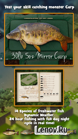 Carpcraft: Carp Fishing v 1.0.8