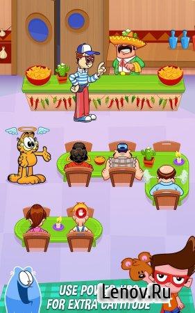 Garfield: My BIG FAT Diet (обновлено v 1.0.24) Мод (много денег)