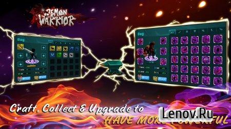 Demon Warrior v 6.2 (Mod Money)
