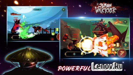 Demon Warrior v 6.2 (Mod Money)