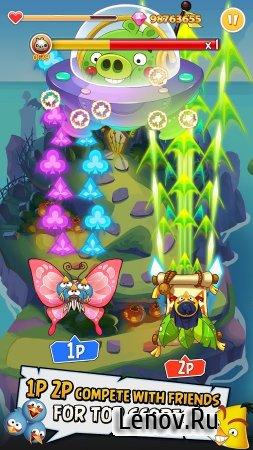 Angry Birds: Ace Fighter (обновлено v 1.1.0) (Mod Health)