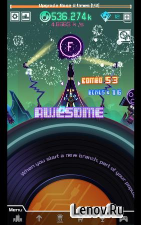 Groove Planet (обновлено v 2.0.4) (Mod Gems)