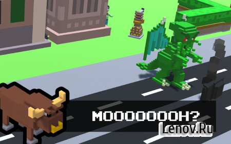 Goat Turbo Attack (GTA) (обновлено v 1.2) Мод (Unlocked)