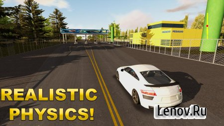 Just Drive Simulator (обновлено v 1.4) Мод (много денег)