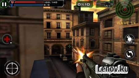 Death Shooter 2:Zombie killer v 1.2.12 (Mod Money)