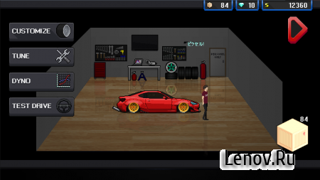Pixel Car Racer v 1.1.80 (Mod Money/Unlocked)