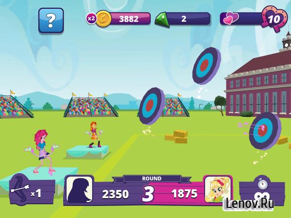 equestria girls скачать игру мод много денег и