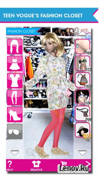Teen Vogue Me Girl Mod