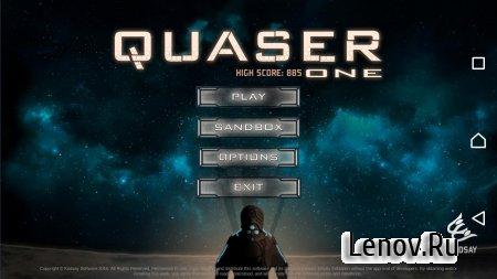 Quaser One (обновлено v 1.1.2) (Full) (Mod Resources)