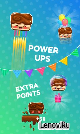 Cake Jump v 1.07 (Mod Money/Ads-Free)