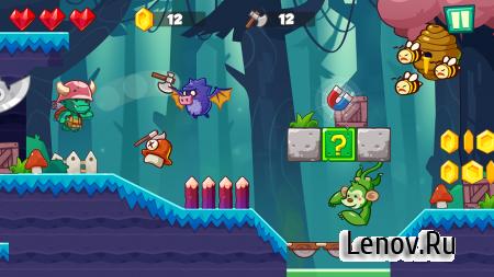 Jungle Adventures v 1.7